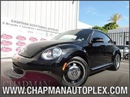 View the 2012 Volkswagen Beetle