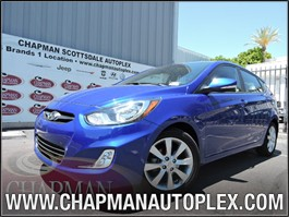 View the 2013 Hyundai Accent