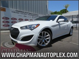 View the 2013 Hyundai Genesis Coupe