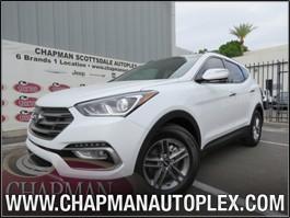 View the 2017 Hyundai Santa Fe Sport