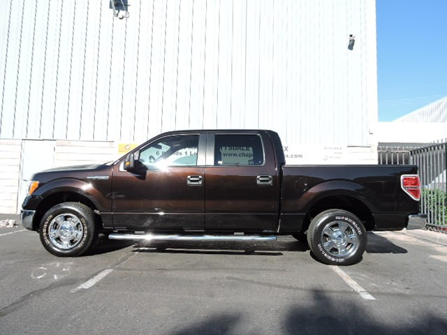 used 2013 ford f 150 xlt crew cab stock 4d0443a chapman automotive group. Black Bedroom Furniture Sets. Home Design Ideas