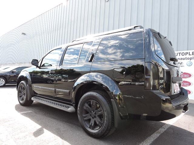 2012 Nissan Pathfinder Silver Edition In Phoenix Stock