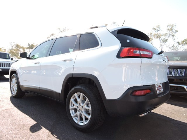 2015 Jeep Cherokee Latitude Scottsdale Az Stock 5j0022