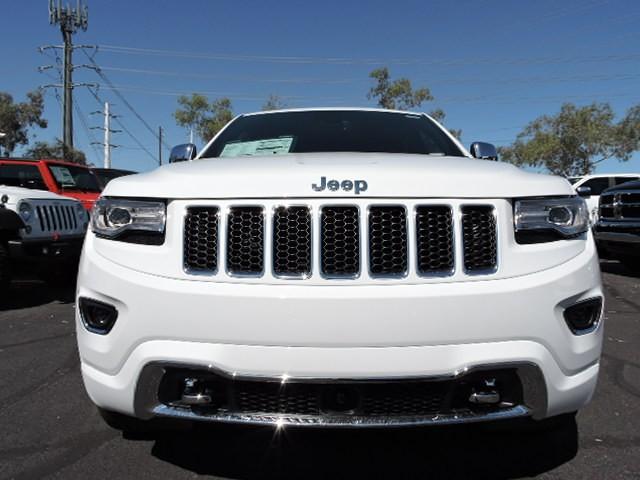 2015 jeep grand cherokee overland 5j0486 chapman automotive group. Black Bedroom Furniture Sets. Home Design Ideas