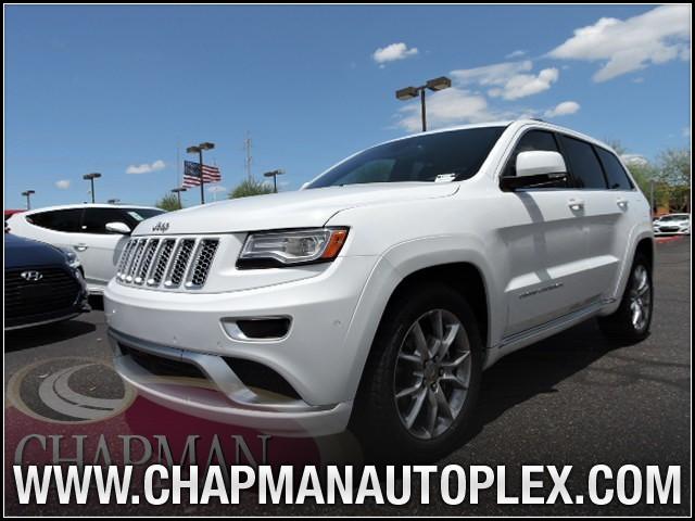 2015 Jeep Grand Cherokee Summit In Phoenix Arizona 480