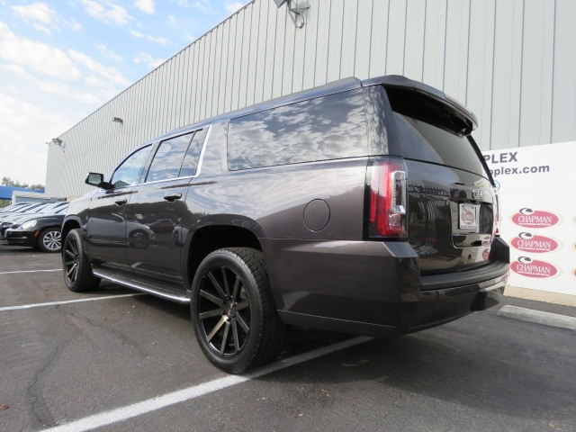 used 2015 gmc yukon xl sle 1500 for sale stock 6d0308a chapman dodge chrysler jeep ram. Black Bedroom Furniture Sets. Home Design Ideas