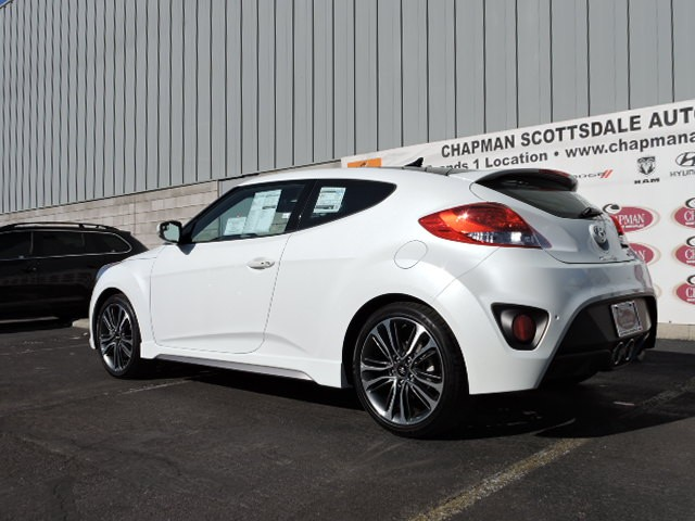 2016 hyundai veloster turbo 6h0672 chapman automotive group. Black Bedroom Furniture Sets. Home Design Ideas