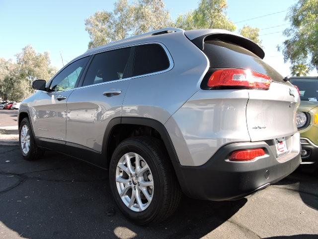 2016 Jeep Cherokee Latitude In Phoenix Arizona 480 424 3559 Stock 6j0007 Chapman Dodge