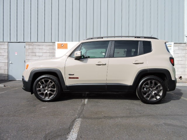 2016 jeep renegade latitude 75th anniversary 6j0250. Black Bedroom Furniture Sets. Home Design Ideas