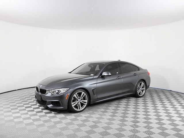 2015 BMW 4-Series 435i Gran Coupe