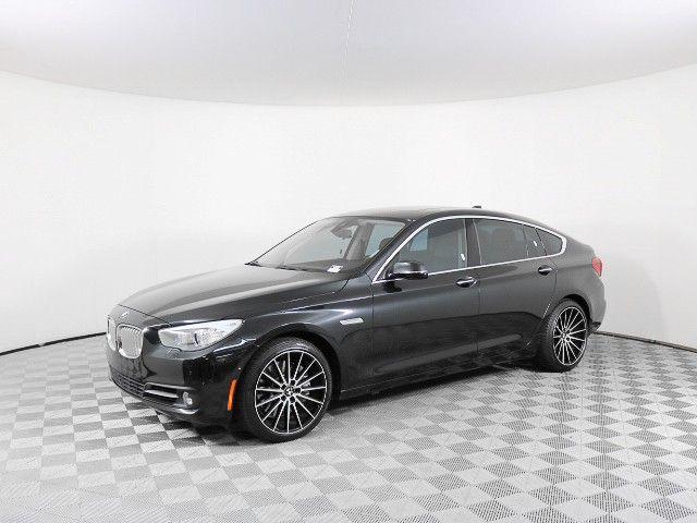 2015 BMW 5-Series 550i Gran Turismo