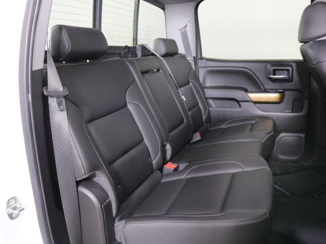 2018 Chevrolet Silverado 1500 LTZ Crew Cab – Stock #P6849