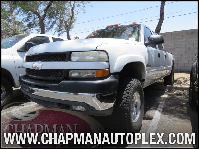Chevrolet Silverado 2500HD Under 500 Dollars Down