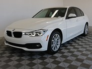 2018 BMW 3-Series Sdn 320i