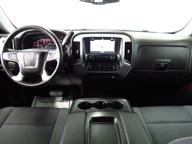 2016 GMC Sierra 1500 SLE Extended Cab – Stock #C93730