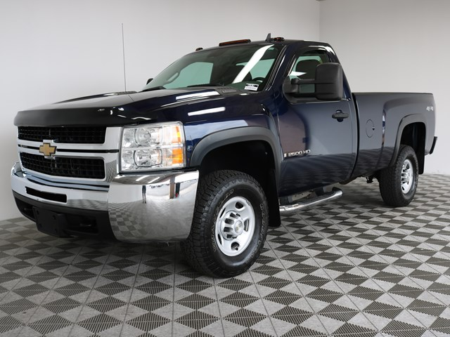 2009 Chevrolet Silverado 2500HD  – Stock #Q95361
