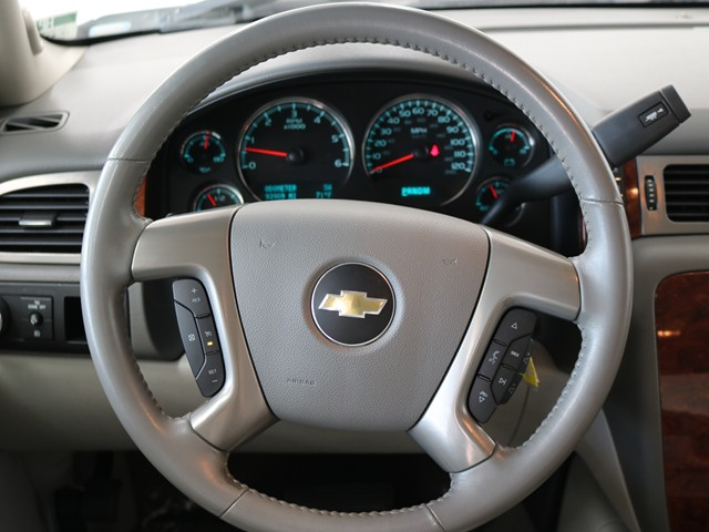 2013 Chevrolet Silverado 1500 LTZ Crew Cab – Stock #S94161