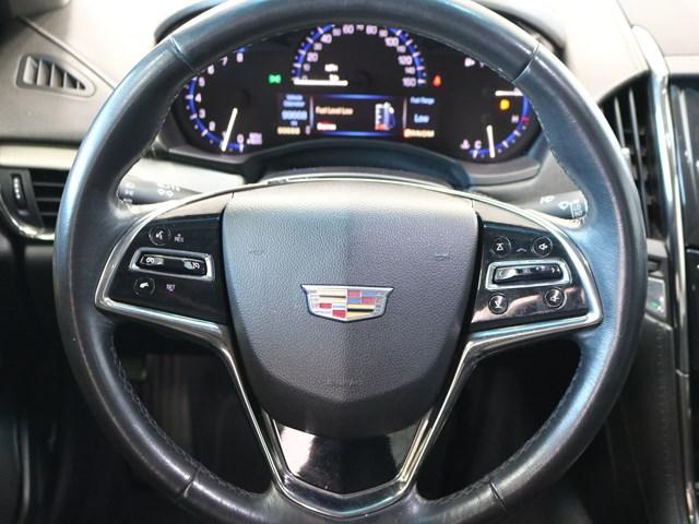 2015 Cadillac ATS 2.0T Luxury – Stock #T96879A