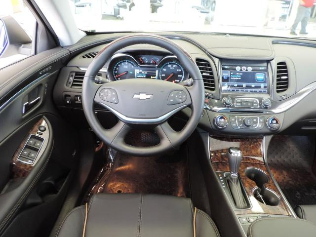 Chevy Impala 2014 Ltz Interior Images & Pictures - Becuo