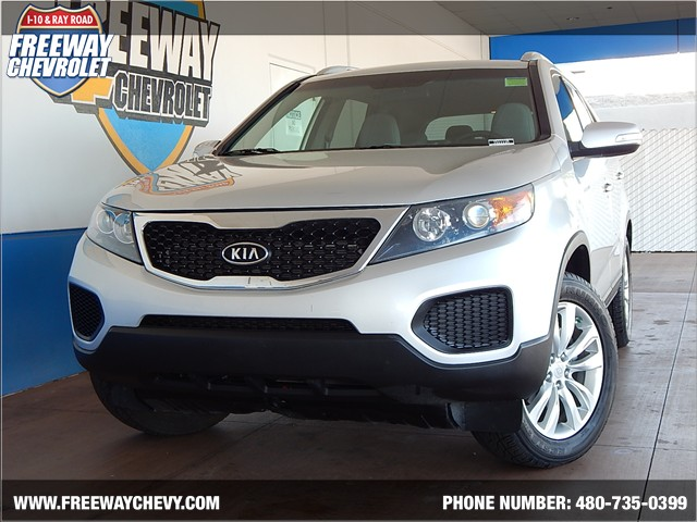 used 2011 kia sorento lx stock 151111a chapman automotive group. Black Bedroom Furniture Sets. Home Design Ideas