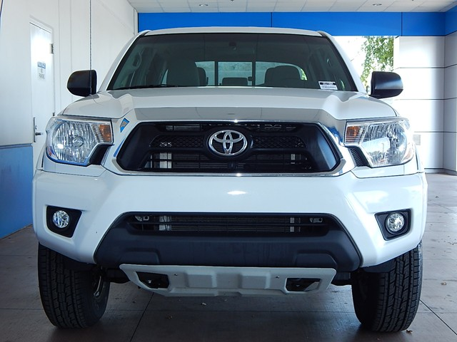 used 2015 toyota tacoma prerunner v6 crew cab phoenix az. Black Bedroom Furniture Sets. Home Design Ideas