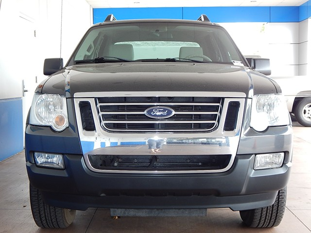 used 2007 ford explorer sport trac xlt crew cab stock 161594a chapman automotive group. Black Bedroom Furniture Sets. Home Design Ideas