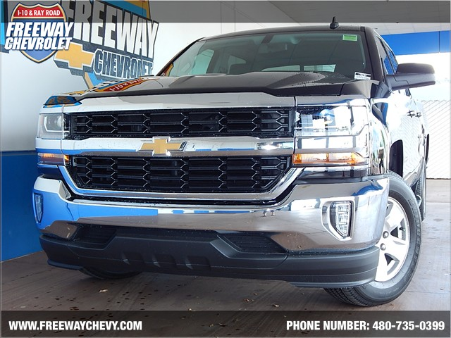 New 2017 Chevrolet Silverado, $42738