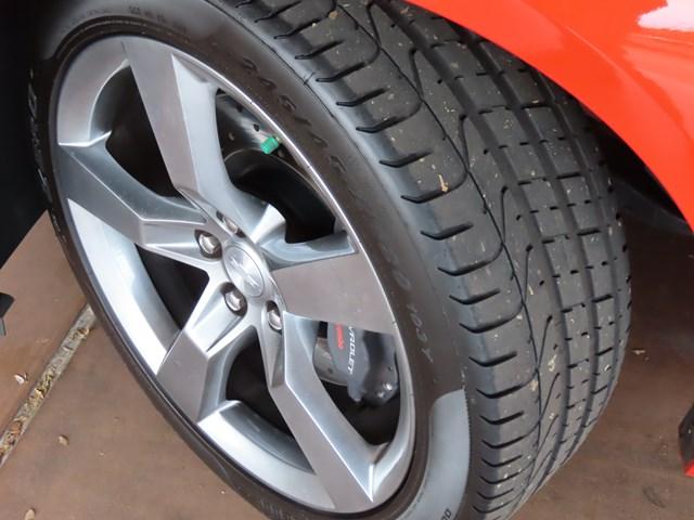 2012 Chevrolet Camaro SS – Stock #190530G