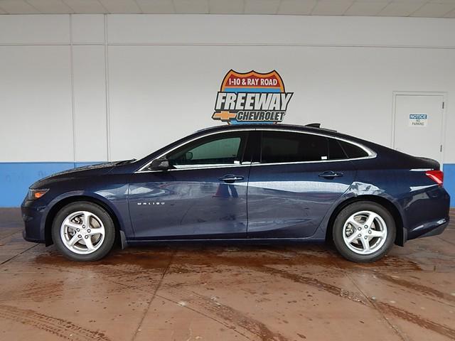 2017 Chevrolet Malibu LS – Stock #200160A