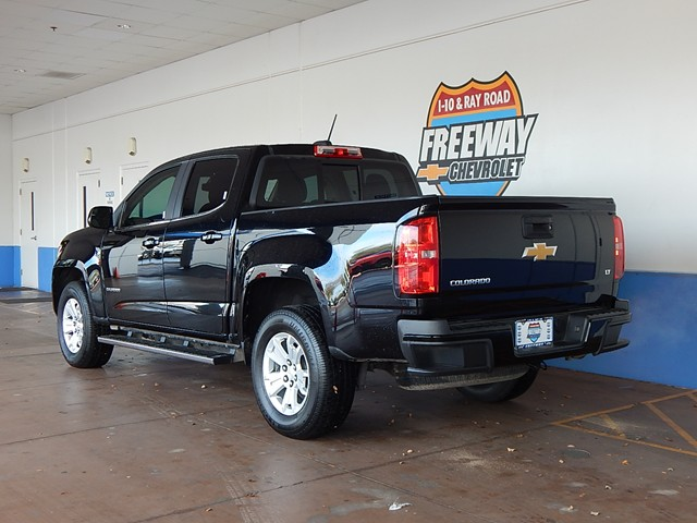 2016 Chevrolet Colorado LT Crew Cab – Stock #200250A