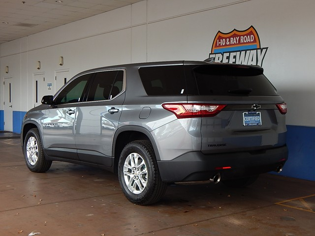 2019 Chevrolet Traverse LS – Stock #200379A
