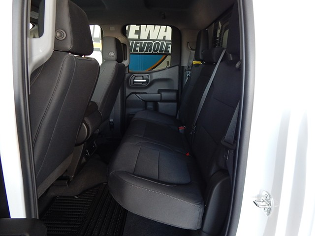 2019 Chevrolet Silverado 1500 Custom Extended Cab – Stock #200406A