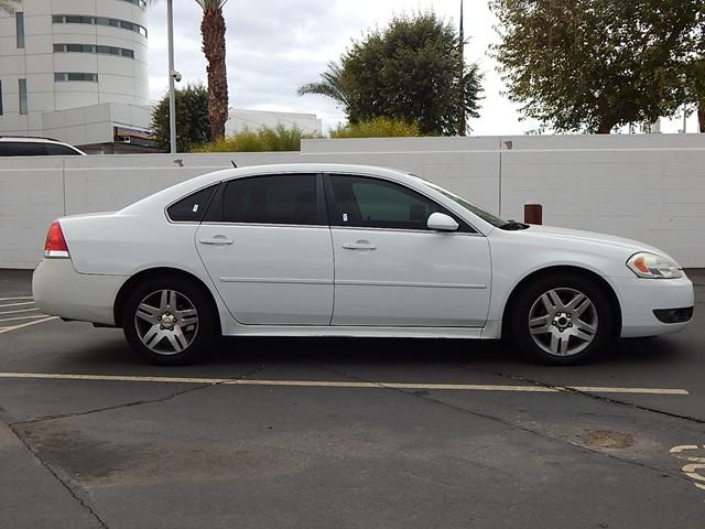 2011 Chevrolet Impala LT – Stock #200410A