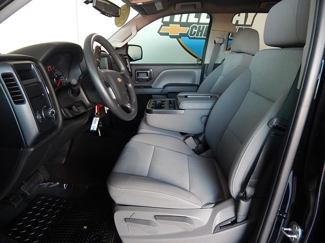2018 Chevrolet Silverado 1500 Crew Cab – Stock #200418A