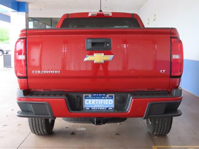 2016 Chevrolet Colorado LT Extended Cab – Stock #200527A
