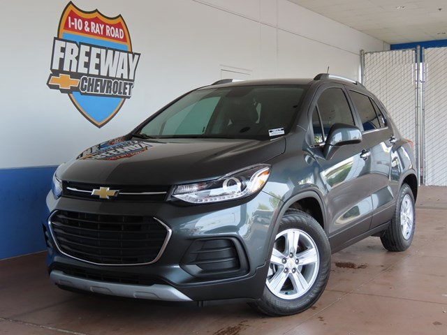 2018 Chevrolet Trax LT – Stock #200567A