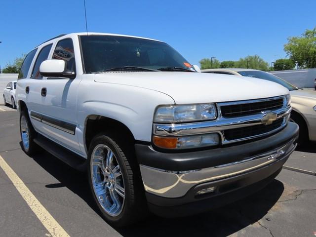 2005 Chevrolet Tahoe LT – Stock #200581A