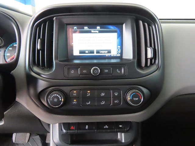 2018 Chevrolet Colorado Crew Cab – Stock #200683A
