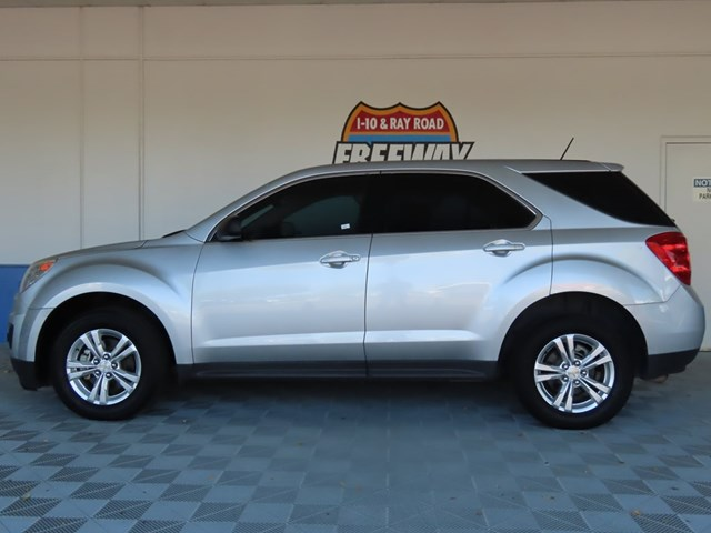 2015 Chevrolet Equinox LS – Stock #200919A