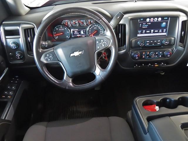 2018 Chevrolet Silverado 1500 LT Z71 Crew Cab – Stock #200999A