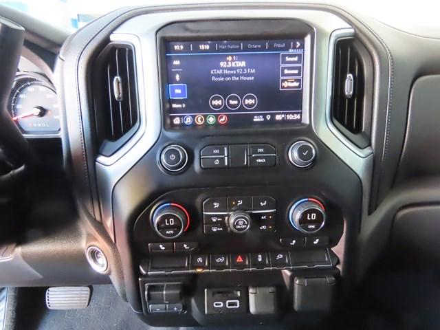 2016 Chevrolet Silverado 1500 LT Crew Cab – Stock #201030A