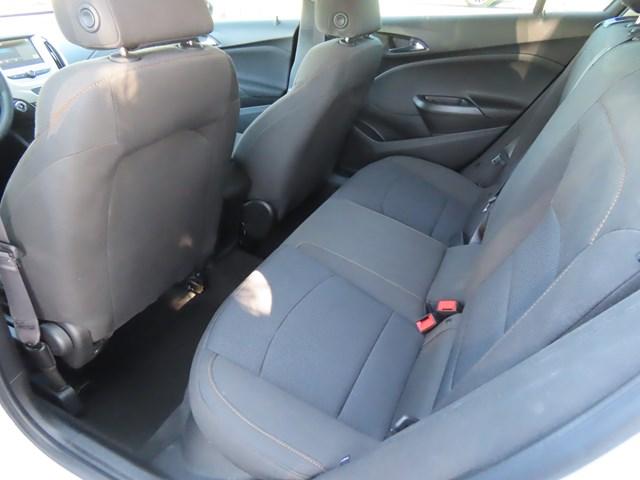 2017 Chevrolet Cruze LS – Stock #201094A