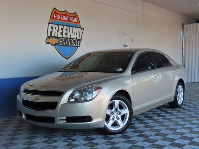 2012 Chevrolet Malibu LS – Stock #201204A