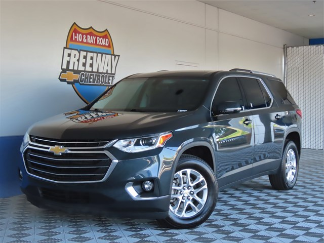 2018 Chevrolet Traverse LT – Stock #201227A