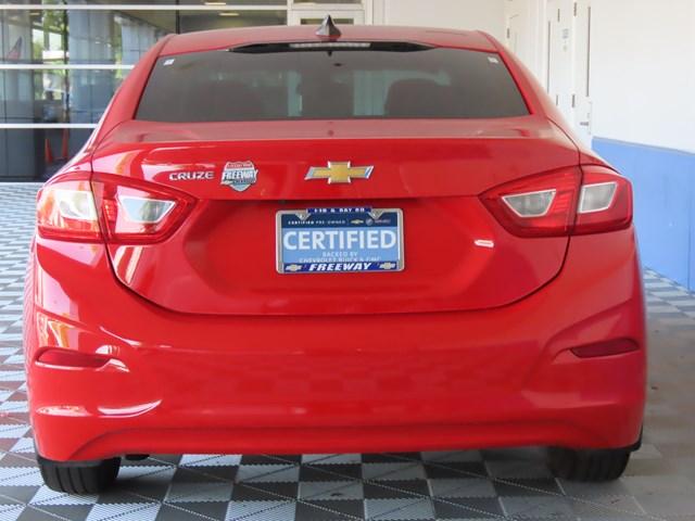 2017 Chevrolet Cruze LS – Stock #210003A