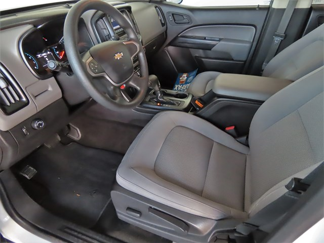 2017 Chevrolet Colorado Crew Cab – Stock #210051A