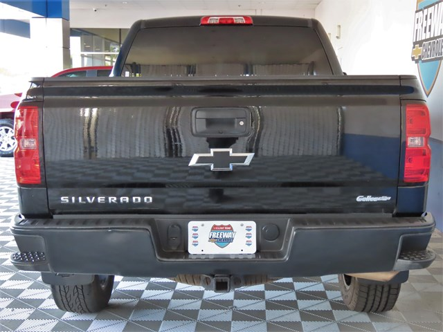 2016 Chevrolet Silverado 1500 LS Extended Cab – Stock #210080A