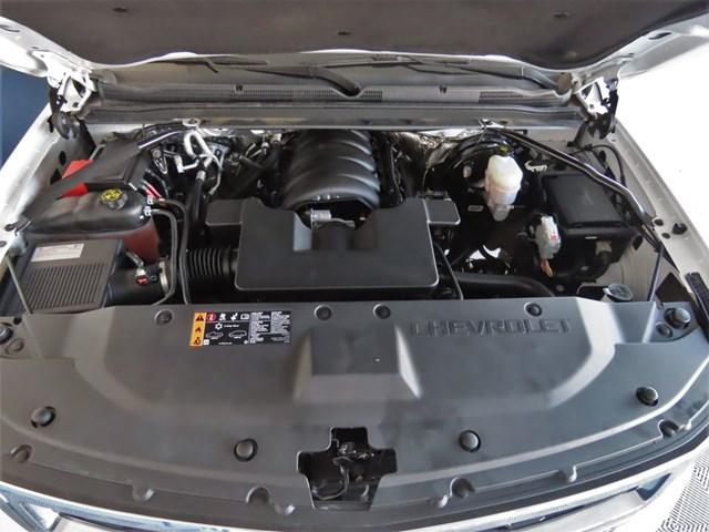2018 Chevrolet Silverado 2500HD LTZ Crew Cab – Stock #210086A