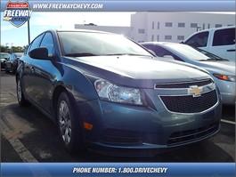 View the 2012 Chevrolet Cruze