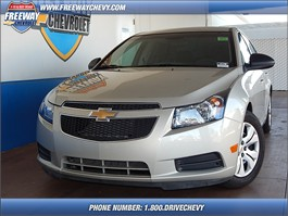 View the 2014 Chevrolet Cruze